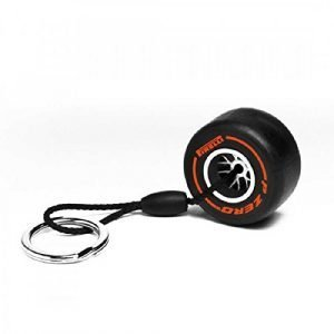 Pirelli keyring orange
