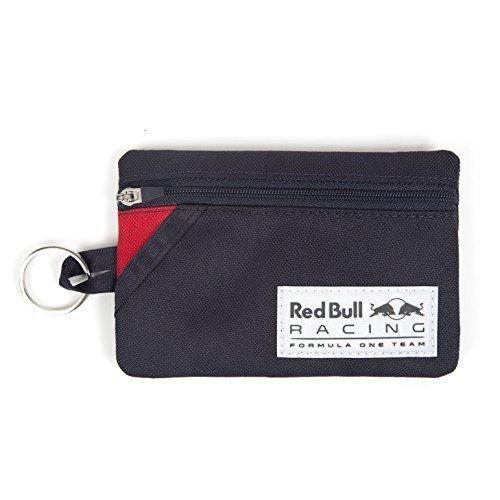 RED BULL RACING FORMULA ONE TEAM 2018 Aston Martin Red Bull Racing F1 Team Wallet Keyring Genuine Merchandise