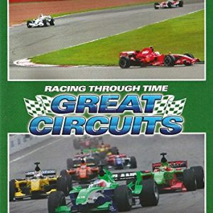 Racing Through Time Great Circuits 2 DVD Set - Nurburgring Silverstone Monaco Monza Spa
