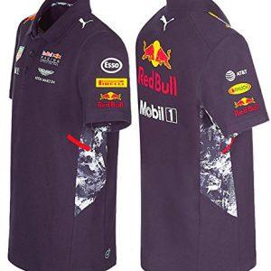 303a871aa53 Red Bull Racing F1 Official Kids Teamline Team T-Shirt - 2017 (M 140 ...