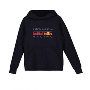 Red Bull Racing Aston Martin Kids Hoodie Navy 2019