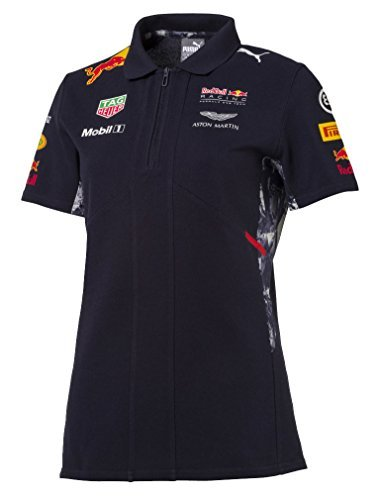 Red Bull women polo shirt 2017