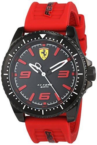 Scuderia Ferrari Unisex-Adult Watch 0830498