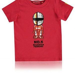 Sebastian Vettel T-Shirt 2017