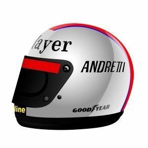 Truescale Miniatures Mario Andretti