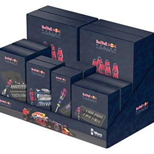 WERA WERRBRMIXD1 Mixed Red Bull Racing Tool Set Display