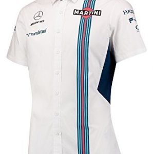 Williams Martini Racing MEN'S TEAM SHORT SLEEVE SHIRT
