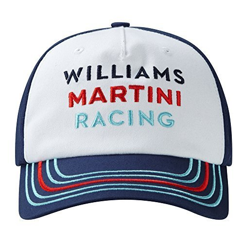 Williams Martini Racing Team Cap By Williams Martini