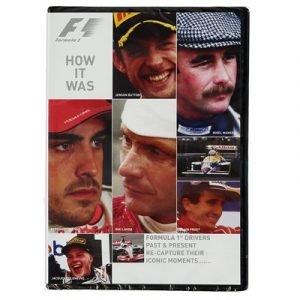 F1 DVD
