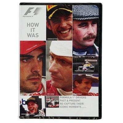 F1 DVD & Blu-Ray