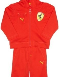 ferrari baby jogging set
